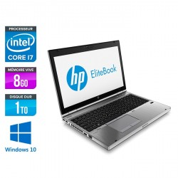 HP EliteBook 8570P - Windows 10