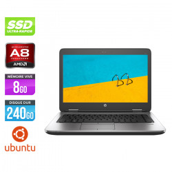 HP ProBook 645 G2 - Ubuntu / Linux