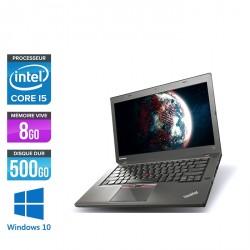 Lenovo ThinkPad T450 - Windows 10