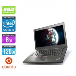 Lenovo ThinkPad T450 - Linux