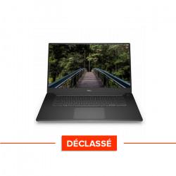 Dell Precision 5530 - Windows 10 - Déclassé