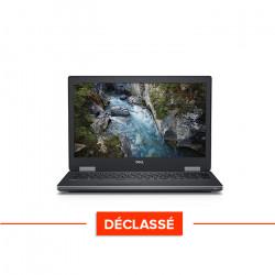 Dell Precision 7530 - Windows 10 - Déclassé