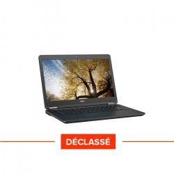 Dell Latitude E7450 - Windows 10 - Déclassé