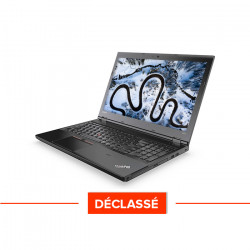 Lenovo ThinkPad L470 - Windows 10 - Déclassé