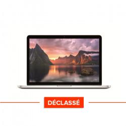 Apple MacBook Pro 13 Rétina - MacOs - Déclassé