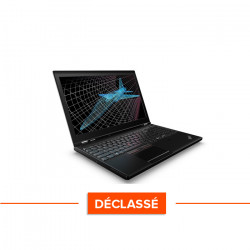Lenovo ThinkPad P51S - Windows 10 - Déclassé