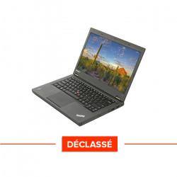 Lenovo ThinkPad T440P - Windows 10 - Déclassé