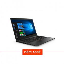 Lenovo ThinkPad T480S - Windows 10 - Déclassé
