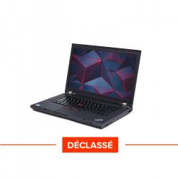 Lenovo ThinkPad W530 - Windows 10 - Déclassé