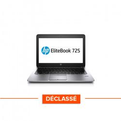 HP EliteBook 725 G3 - Windows 10 - Déclassé