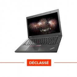 Lenovo ThinkPad T450s - Windows 10 - Déclassé