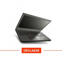 Lenovo ThinkPad W541 - Windows 10 - Déclassé