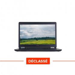 Dell Latitude E5470 - Windows 10 - Déclassé