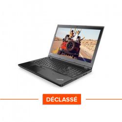 Lenovo ThinkPad L570 - Windows 10 - Déclassé