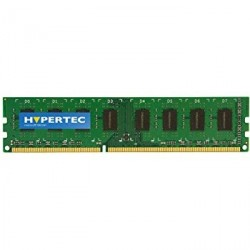 Barrette mémoire RAM Hypertech DIMM DDR3 PC3-10600U - 4 Go 1333 MHz - AT025AA-HY/CS