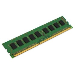 Barrette mémoire RAM Kingston DIMM DDR3 PC3-10600 - 4 Go 1333 MHz - KTH9600BS/4G