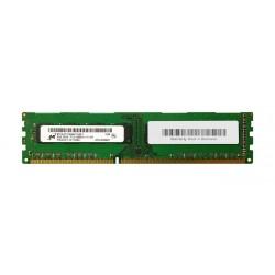 Barrette mémoire RAM Micron DIMM DDR3 PC3-12800U - 8 Go 1600 MHz - MT16JTF1G64AZ-1G6E1