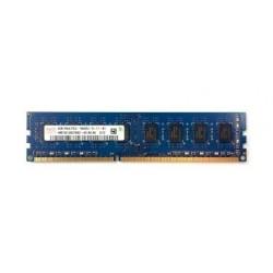 Barrette mémoire RAM SK Hynix DIMM DDR3 PC3-10600U - 4 Go 1333 MHz - HMT351U6CFR8C-H9