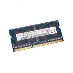 Barrette mémoire RAM SK Hynix SO-DIMM DDR3 PC3-12800S - 4 Go 1600 MHz - HMT351S6EFR8C-PB
