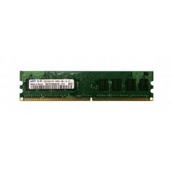Samsung - DIMM - M378T2863QZS-CF7 - 1 Go - PC2-6400U - DDR2