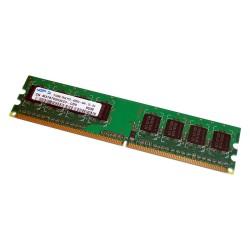 Samsung - DIMM - M378T6553CZ3-CD5 - 512 MB - PC2-4200U - DDR2