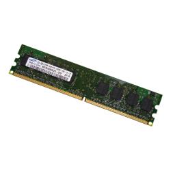 Samsung - DIMM - M378T6553EZS-CE6 - 512 MB - PC2-5300U - DDR2