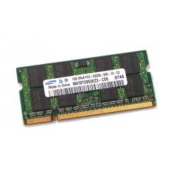 Samsung - SO-DIMM - 1 Go - DDR2 - M470T2953EZ3-CE6 - PC2 5300S - 667 Mhz