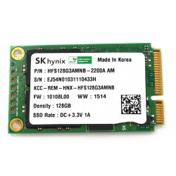 SSD Hynix SH920 - mSATA - 128Go - MLC