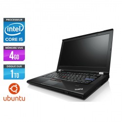 Lenovo ThinkPad T420 - Ubuntu / Linux