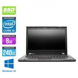 Lenovo ThinkPad T430S - Windows 10