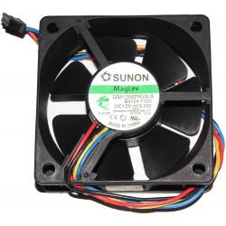 Sunon Ventilateur refroidissement pour Dell OptiPlex USFF - GM1206PKVX-A