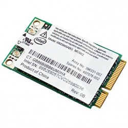 Carte WIFI INTEL WM3945ABG