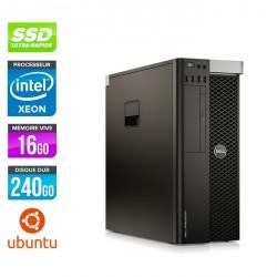 Dell Precision T5610 - Ubuntu / Linux