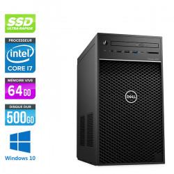 Dell Precision 3630 Tour - Windows 10