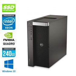 Dell Precision T7600 - Windows 10