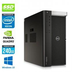 Dell Precision T7610 - Windows 10
