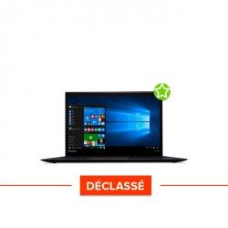 Lenovo ThinkPad X1 Carbon - Windows 10 - Déclassé +
