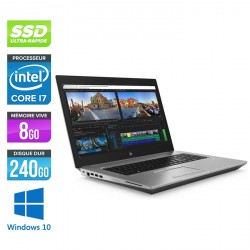 HP Zbook 17 G5 - Windows 10