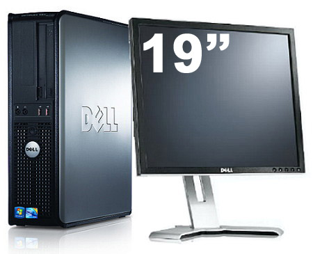 Pc occasion Dell Opt