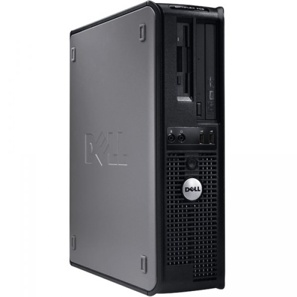 Pc occasion Dell Optiplex GX755 Desktop + Clavier + Souris