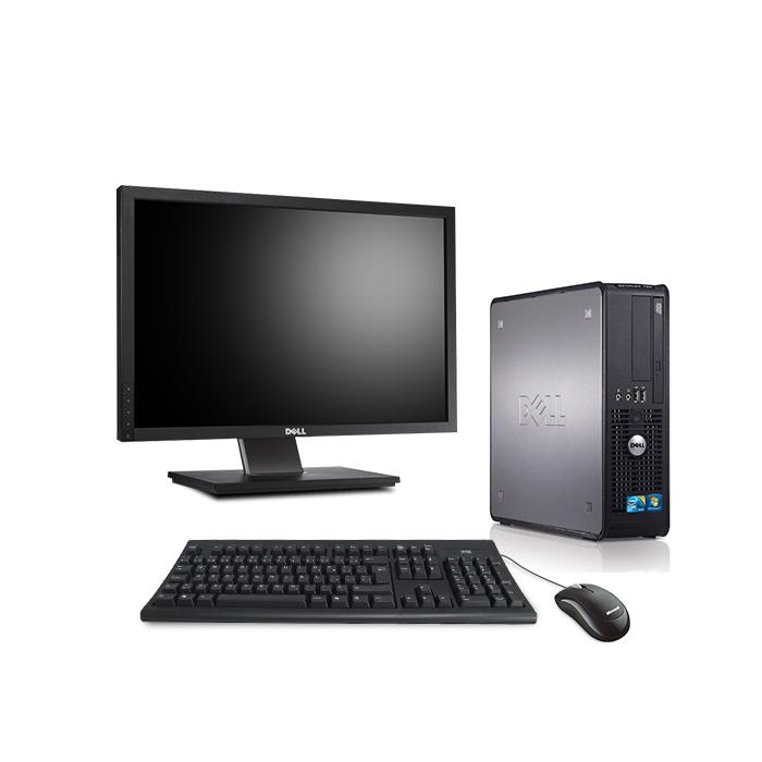 Dell Optiplex 780 SFF + Ecran 22'