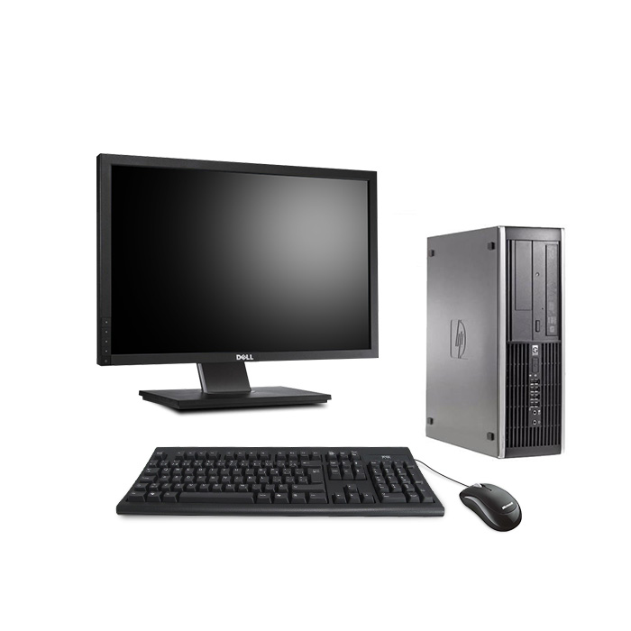 HP Elite 8300 SFF + Ecran 22''