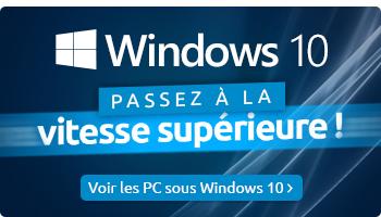 Pc occasion reconditionné Windows 10
