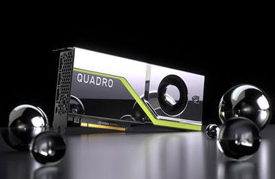 Carte graphique - Nvidia Quadro RTX 4000
