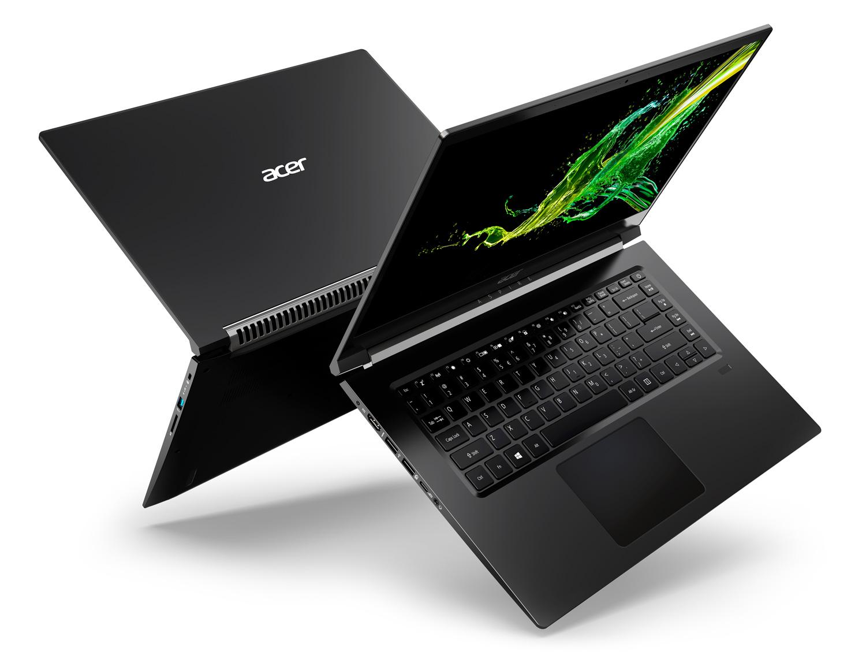Acer Aspire 7 A715-73G-793W - Pc de face