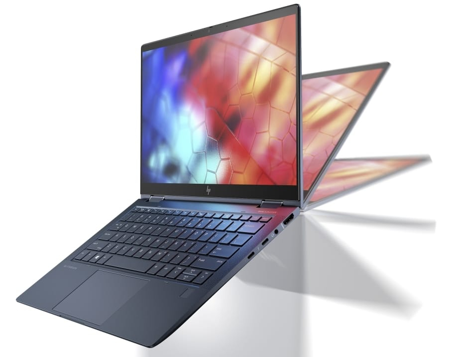 HP Elite Dragonfly - Ultrabook performant