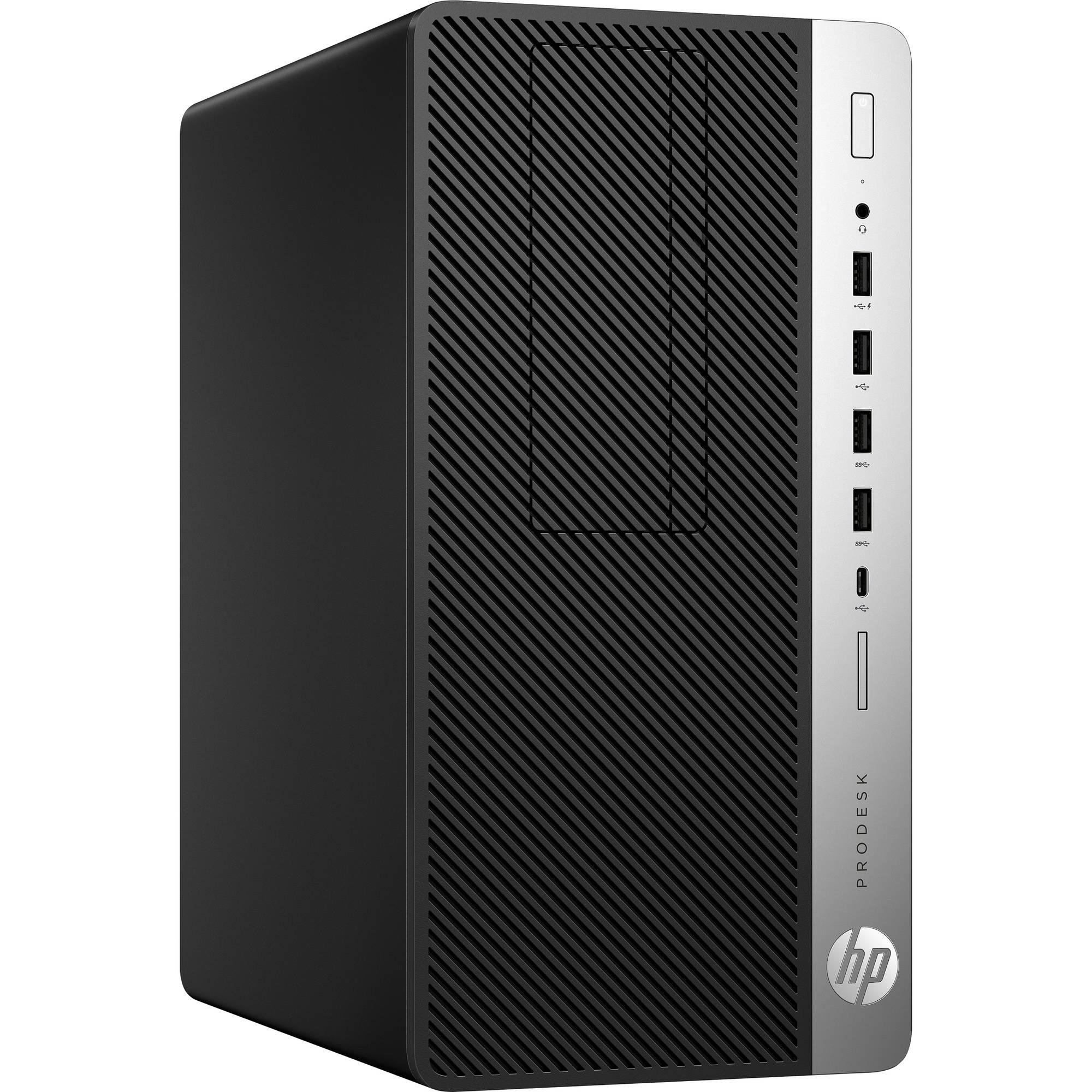 HP ProDesk 600 G3 Mini Tour