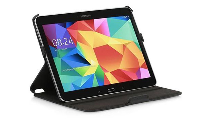 Tablette tactile reconditionnée - Samsung Galaxy Tab 4 avec étui