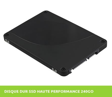 Disque SSD 240Go