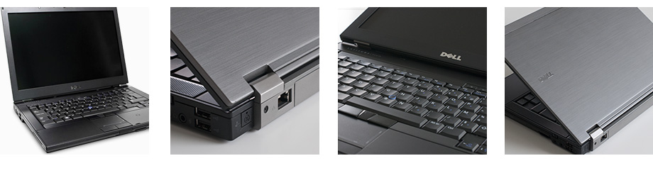 Dell Latitude E6410 - Design